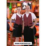 Униформа для официантов фото
