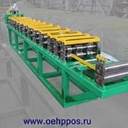 Линия для производства металлосайдинга «Вагонка» фото