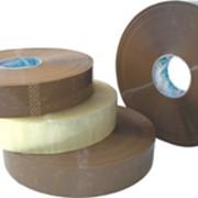 Клейкая лента промышленная (для машинной упаковки) фото