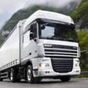 Транспортные услуги (автоперевозки) фото