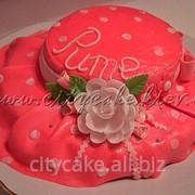 Торт подарочный №64 код товара: 23651 фото