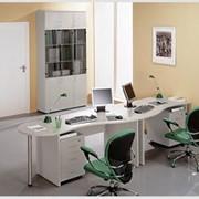 Мебель для офиса серии Этюд фото