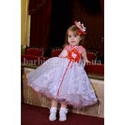 Нарядное детское платье KMS_1514 фото