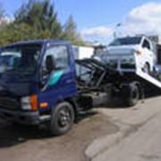 Перевозка автомобилей грузовым транспортом фото