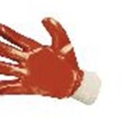 Перчатки трикотажные МБС Гранат фото