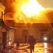 Нанесение огнезащитных составов фото