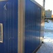 Генератор в контейнере Север фото