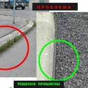 Стыковочная лента для устройства примыканий и соединений на асфальтовых покрытиях при дорожном строительстве фото