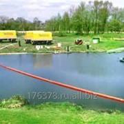 Универсальный мобильный комплекс СЭП для устранения последствий разливов нефти и нефтепродуктов на суше, водной поверхности и болотах фото