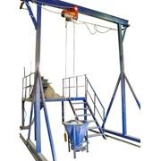 Линия по производству сухих строительных смесей МЗ-10Т/М3-15Т фото