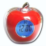 Часы яблоко фото