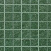 Панель листовая «Eucatex», мозаика Эсмеральда, плитка 5х5 фото