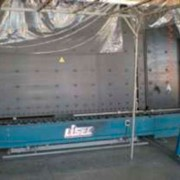 Полуавтоматическая станция монтажа дистанционных рамок и сборки стеклопакета HML 25/20-3 фото