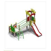 Детский игровой комплекс мини королевство (5139) фото