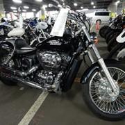Мотоцикл чоппер No. B5748 Honda Shadow 400 SLASHER фото