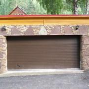 натуральный камень для гаражей,беседок, труб фото