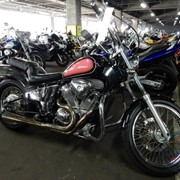 Мотоцикл чоппер No. B5640 Honda STEED 400 VSE фото