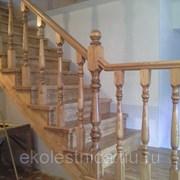 Деревянные лестницы Иваново фото
