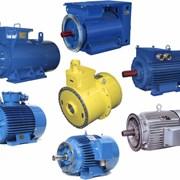 Электродвигатели АИМ180М2, ВРП180М2, АИМР180М2