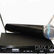 Радиомикрофоны SHURE, TAXTAR фото