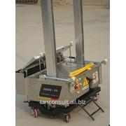 Агрегат робот штукатур ZB800-4A, ZB800-5A фото