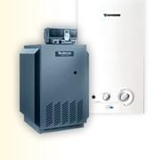 Монтаж теплового оборудования фото