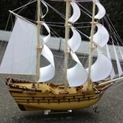 Модели старинных кораблей фото