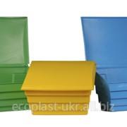 Ящик для песка и соли PPM 150 фото