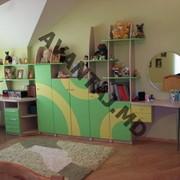 Мебель для детских комнат, арт. 11 фото