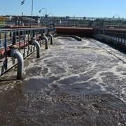 Очистки промышленных сточных вод фото