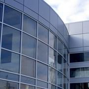 Алюминиевый фасад фото