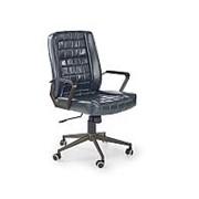 Кресло компьютерное Halmar WINDSOR (синий) фото
