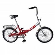 Велосипед со складной рамой Top Gear Compact Артикул ВМЗС2075 фото