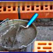 Растворы цементные фото