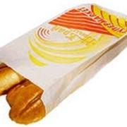 """Бумажные пакеты """"саше"""" для фаст-фудов, хлебо-булочных, кондитерских изделий, колбас и т.д. фото"""