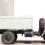 Подогреватели унифицированные моторные, Передвижной моторный подогреватель УМН-350 (шасси КАМАЗ-4326 4х4) фото