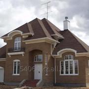 Проект дома и коттеджа от 250 кв.м. до 300 кв.м. фото