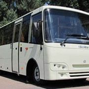 Перевозка пассажиров. Автобус в Нижнем Тагиле фото