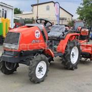 японский мини трактор KUBOTA  фото