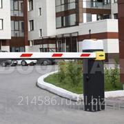 Шлагбаум DoorHan Barrier-4000 со стрелой 4м. фото