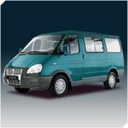 Микроавтобус ГАЗ 2217 Баргузин фото