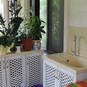 Тумбочки на кухню MIRSTONE фото