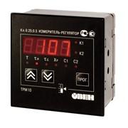 Измеритель ПИД-регулятор для управления задвижками и трехходовыми клапанами ОВЕН ТРМ12 фото