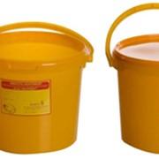 Емкость контейнер для сбора органических отходов ЕК-02 (класс Б), контейнеры для сбора органических отходов, Контейнеры для сбора отходов фото