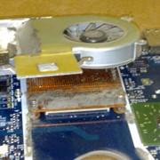 Чистка ноутбука от пыли фото