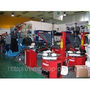 Стенд для проточки тормозных дисков MAD8700 - Рестайлинг 2011 |
