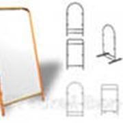 Изготовление конструкций, указатели, штендеры, вывески фото