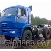 Полноприводный седельный тягач Камаз 53504 6х6 двигатель 300 л.с E-4, фото