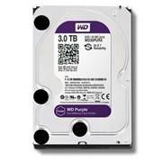 Жесткий диск WD Purple WD30PURX, 3Тб,SATA III фото