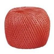 Сибртех Шпагат полипропиленовый, красный 60 м, 1200 текс Россия Сибртех фото
